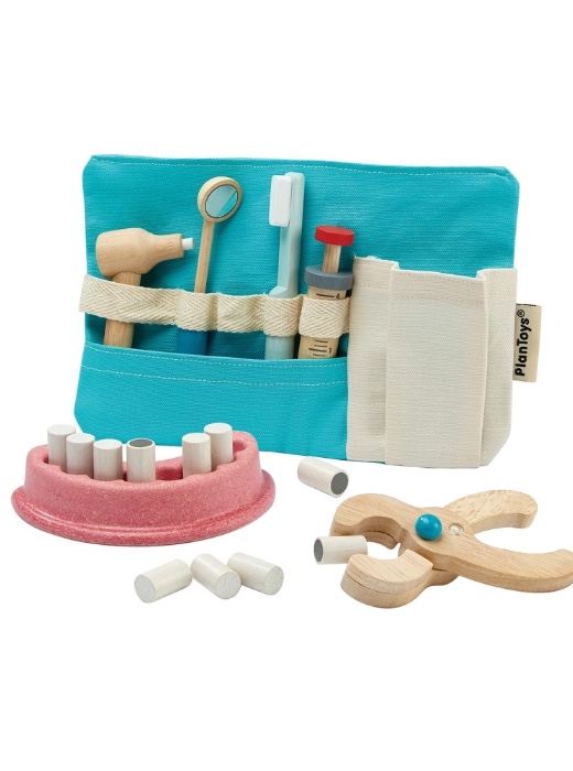 Set dentista PlanToys + 3años